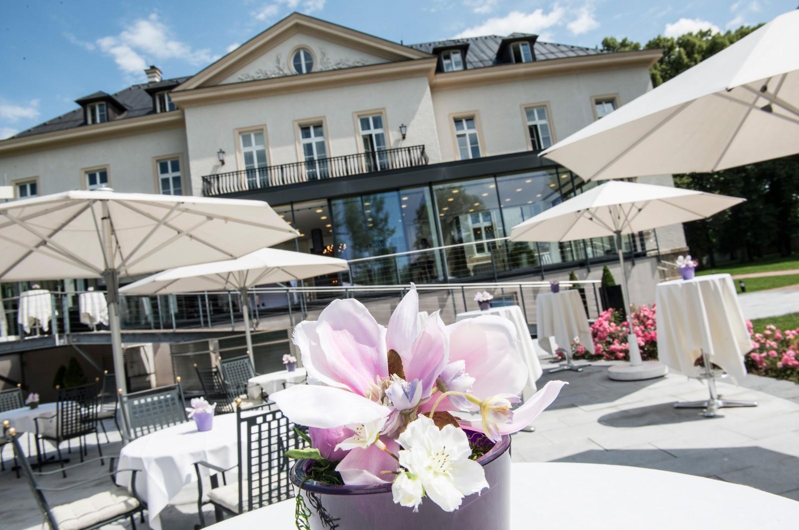Exklusiv feiern im Kavalierhaus Salzburg